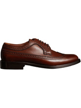BURBERRY | Leather Derby Brogues | Clouty