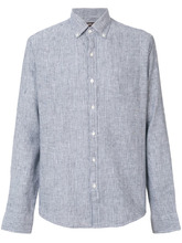 MICHAEL KORS | рубашка с полосатым узором | Clouty
