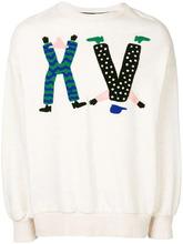 Henrik Vibskov | HV Characters sweatshirt | Clouty