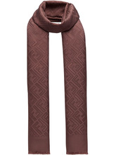 FENDI   FF motif scarf   Clouty