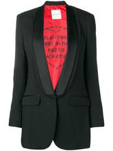 Each X Other   shawl collar blazer   Clouty