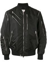 MONCLER | куртка-бомбер на молнии Moncler | Clouty