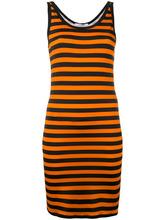 GIVENCHY | полосатое трикотажное платье | Clouty