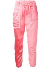 Haider Ackermann | спортивные брюки с накладным карманом  Haider Ackermann | Clouty