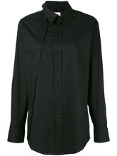 A.F.Vandevorst | рубашка с двумя пуговичными планками A.F.Vandevorst | Clouty