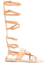 Ancient Greek Sandals | высокие сандалии 'Alethea ' Ancient Greek Sandals | Clouty