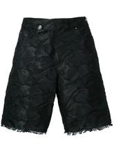 A.F.Vandevorst | шорты с мятым эффектом  A.F.Vandevorst | Clouty