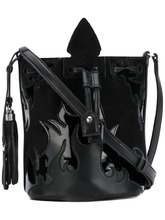SAINT LAURENT | маленькая сумка на шнурке 'Anja' Saint Laurent | Clouty