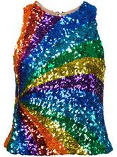 Manish Arora | кружевной топ с вышивкой Manish Arora | Clouty