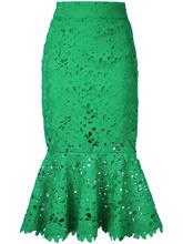 Bambah | кружевная юбка годе | Clouty