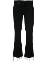 Derek Lam 10 Crosby | укороченные джинсы буткат Derek Lam 10 Crosby | Clouty