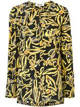 Diane Von Furstenberg | блузка с графичным рисунком Dvf Diane Von Furstenberg | Clouty