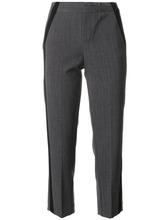 A.F.Vandevorst | брюки с полоской по бокам A.F.Vandevorst | Clouty