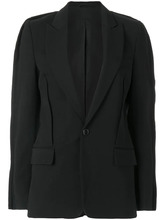 A.F.Vandevorst | пиджак с V-образным вырезом A.F.Vandevorst | Clouty