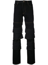 Y/Project | джинсы 'Triple Cuff' Y / Project | Clouty
