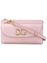 Dolce & Gabbana | клатч с логотипом Dolce & Gabbana | Clouty