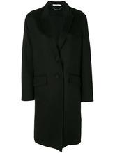 GIVENCHY | однобортное пальто свободного кроя Givenchy | Clouty