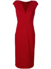 Tom Ford | узкое платье с панельным дизайном Tom Ford | Clouty