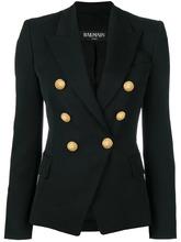 BALMAIN   двубортный пиджак Balmain   Clouty