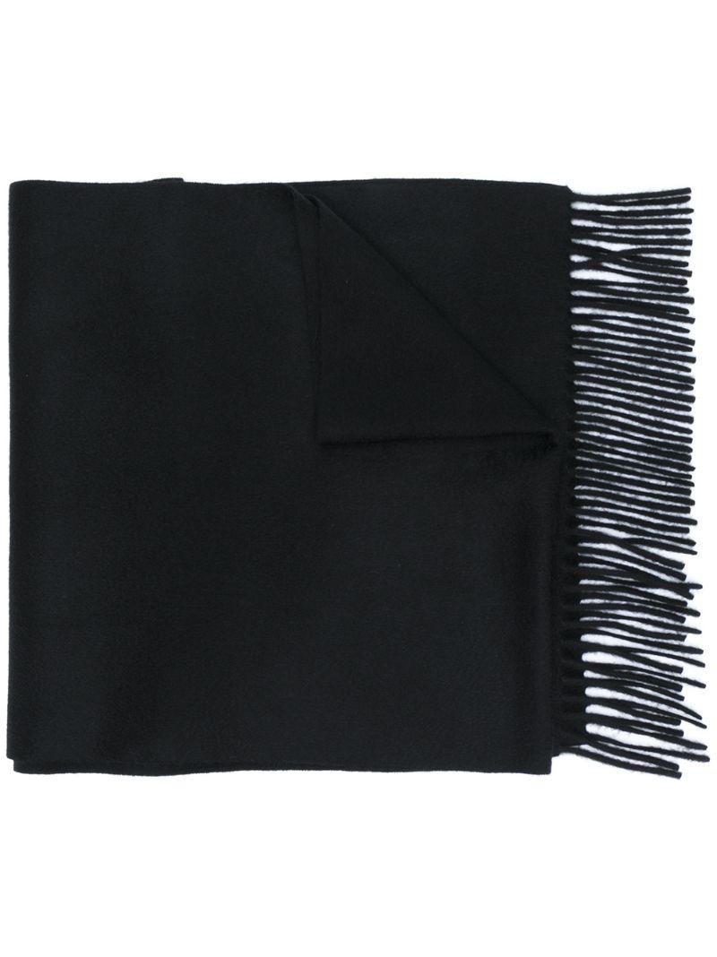 Alexander McQueen | кашемировый шарф | Clouty