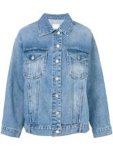 SJYP | классическая джинсовая куртка SJYP | Clouty