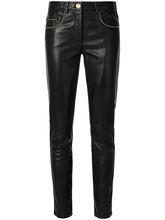 Boutique Moschino | укороченные узкий брюки Boutique Moschino | Clouty