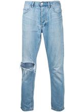 Ex Infinitas | укороченные узкие джинсы | Clouty