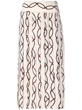 Tory Burch | плиссированная юбка Tory Burch | Clouty