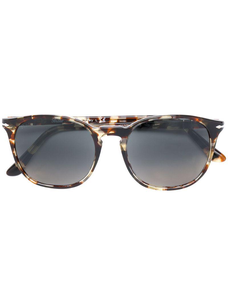 144c8f8ea519 Persol   Коричневый солнцезащитные очки в оправе