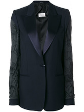 Maison Margiela   пиджак с текстурными рукавами Maison Margiela   Clouty