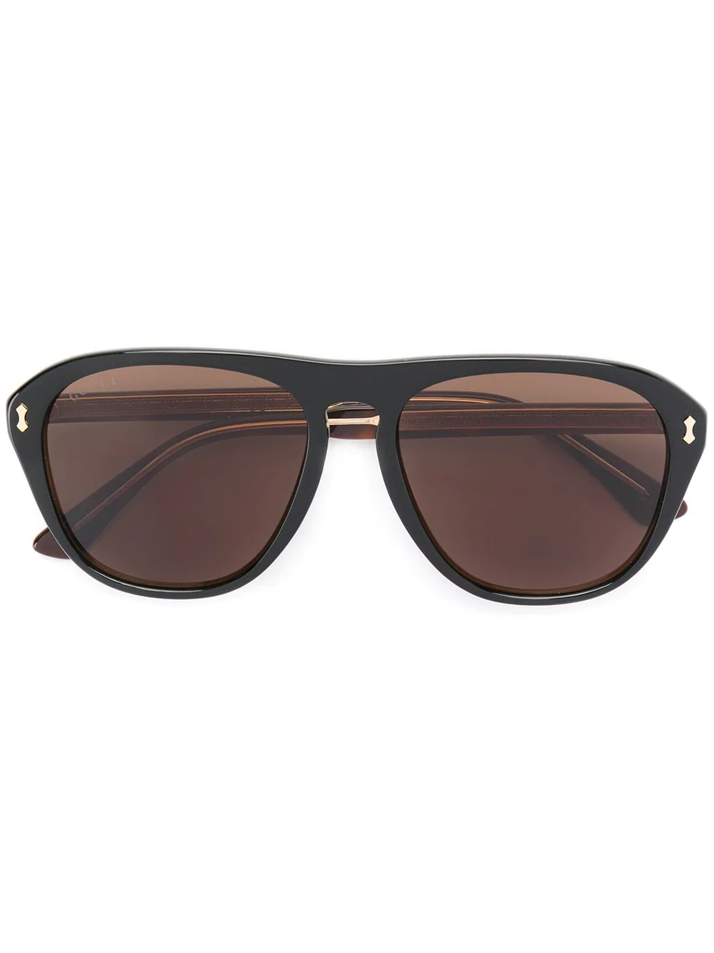 GUCCI | круглые солнцезащитные очки | Clouty