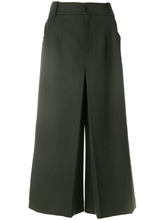 Chloé | широкие брюки  Chloe | Clouty