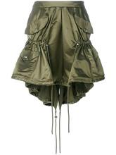 MOSCHINO | нейлоновая юбка карго со шнурком  Moschino | Clouty