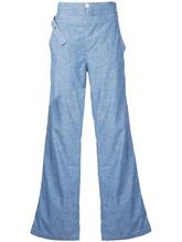 Chloé | джинсы клеш с завышенной талией  Chloe | Clouty