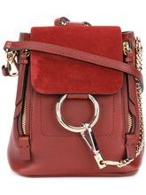 Chloé | мини рюкзак 'Faye' | Clouty