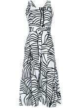 Andrea Marques | printed midi dress Andrea Marques | Clouty