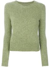Isabel Marant | приталенный свитер с круглым вырезом 'Erwan' Isabel Marant | Clouty
