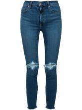 Nobody Denim | облегающие укороченные джинсы 'Cult' Nobody Denim | Clouty