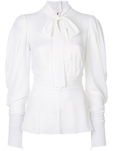 Dolce & Gabbana | блузка с бантом Dolce & Gabbana | Clouty