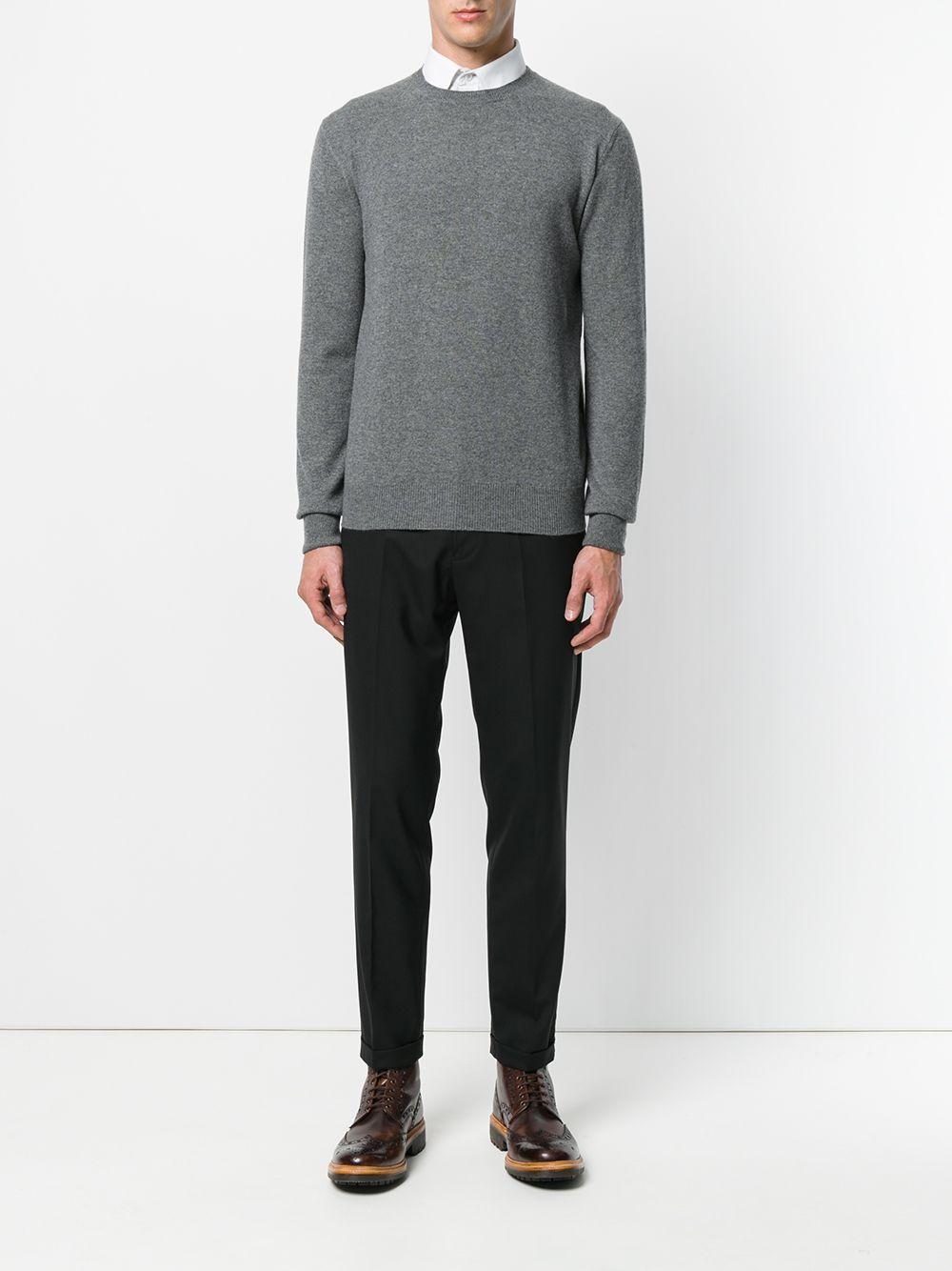 Ballantyne   свитер с круглым вырезом   Clouty