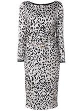 Roberto Cavalli | платье с леопардовым принтом  Roberto Cavalli | Clouty