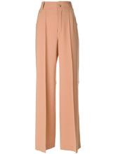 Chloé | строгие брюки-палаццо Chloe | Clouty