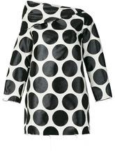 MARQUES'ALMEIDA | платье шифт в горошек  Marques'almeida | Clouty