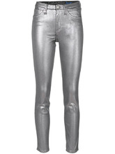 Calvin Klein Jeans   брюки металлик  Ck Jeans   Clouty