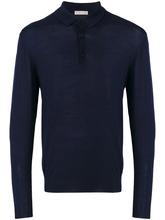 Etro   свитер с воротником-поло   Clouty