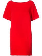 Oscar De La Renta | платье шифт с завязкой сзади  Oscar de la Renta | Clouty