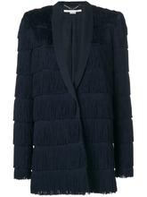 Stella McCartney | пиджак с бахромой 'Tia' Stella McCartney | Clouty