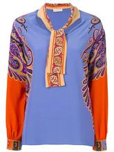 Etro | блузка с шарфом  Etro | Clouty