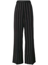 Chloé | широкие брюки в полоску  Chloe | Clouty