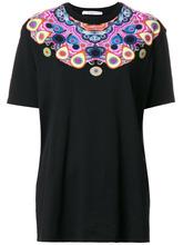 GIVENCHY | футболка с принтом 'Kaleidoscope' Givenchy | Clouty